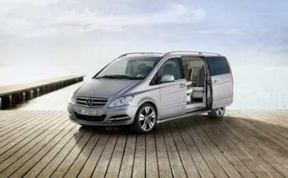 Люксовая версия Mercedes Viano Pearl