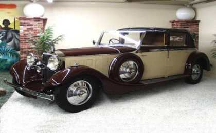 Hispano Suiza - автомобиль королей