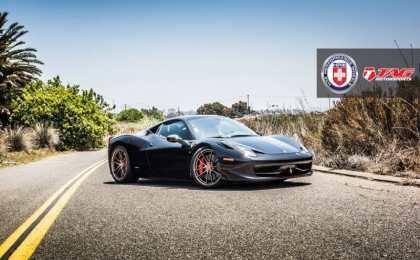 Ferrari 458 Italia в исполнении TAG Motorsports