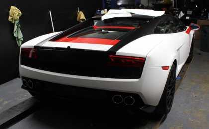 Lamborghini Gallardo LP560 от Superior Auto Design