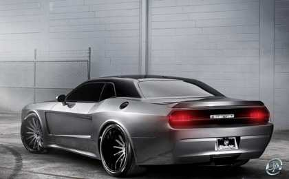 Dodge Challenger SRT-8 от Ultimate Auto