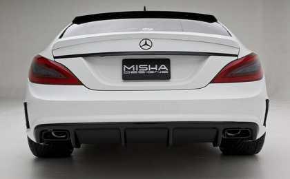 Mercedes-Benz CLS-Class в тюнинге Misha Designs
