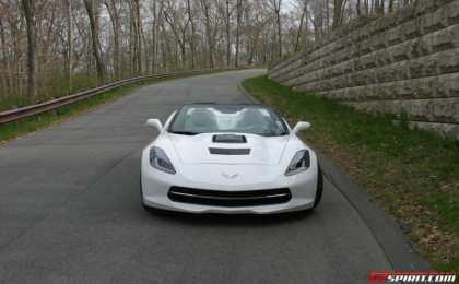 Callaway превратил Chevrolet Corvette C7 Stingray в SC627