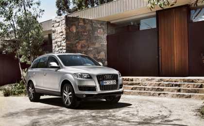 Компания Audi представила самый доступный Q7
