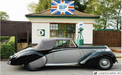 Автомобиль Уинстона Черчилля продадут на аукционе