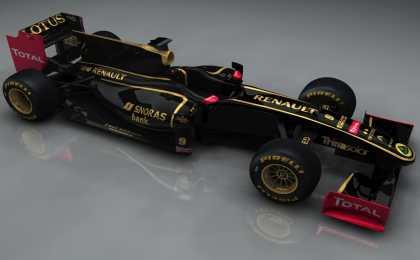 Команда Формулы-1 Renault переименована в adminus