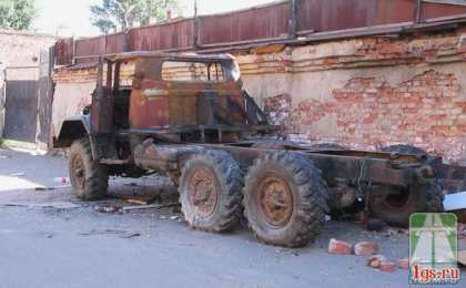 На утилизацию грузовиков в 2011 году выделят 5 млрд рублей