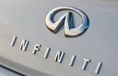 Nissan зарегистрировал название для новой модели Infiniti