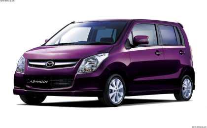 Mazda модернизирует AZ-Wagon