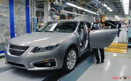 Saab позволит наблюдать за сборкой автомобилей в прямом эфире