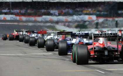 FIA назвала участников чемпионата Формулы-1 2011 года