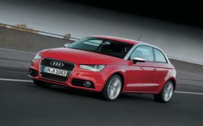 Объявлены российские цены на Audi A1