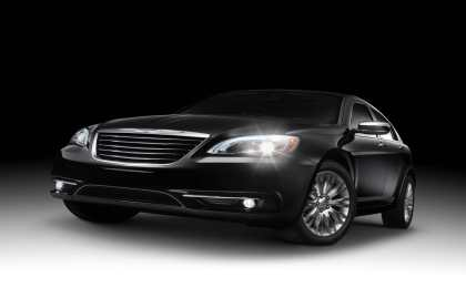 Концерн Chrysler рассекретил преемника 'Себринга'