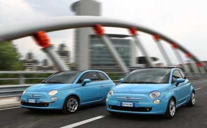 Fiat 500 получил 900-кубовый турбомотор