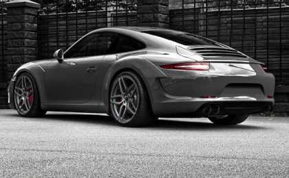 A. Kahn Design создаст пакет для Porsche 911 (991)