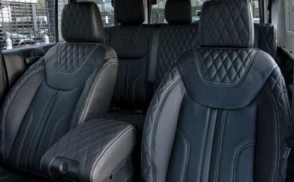 A. Kahn Design представил Kahn Jeep Wrangler Sahara CJ300 LE