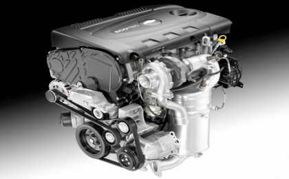Cruze Clean Turbo Diesel - новинка от Chevrolet