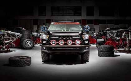 Toyota Tundra TRD Pro выступит в гонке Baja 1000