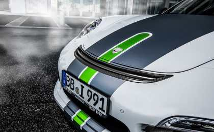 TechArt поднял отдачу Porsche 911 Turbo