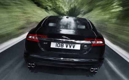 Jaguar привезет в Лос-Анджелес новый XFR-S