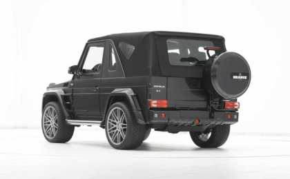 Mercedes-Benz G500 Convertible от Brabus