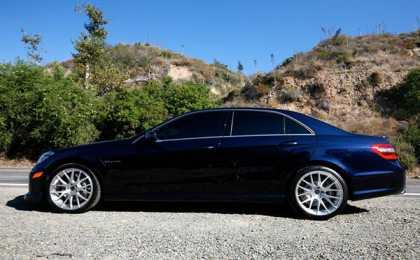 HPE700 - новинка Hennessey для Mercedes-Benz