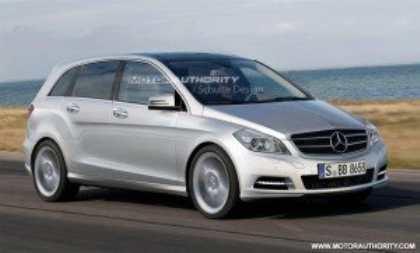 Начались испытания нового гибрида от Mercedes-Benz
