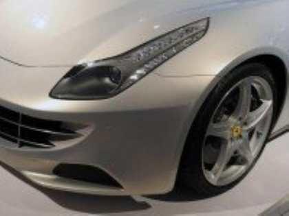 Ferrari FF официально представлен ??на американском рынке