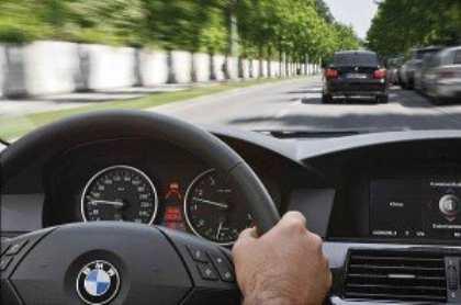 BMW разрабатывает систему контроля состояния здоровья водителя за рулем