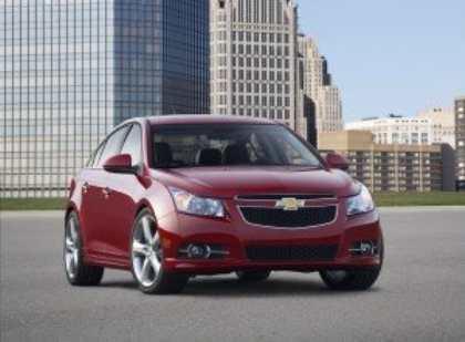 Chevrolet Cruze 2013: дизель для «своих»