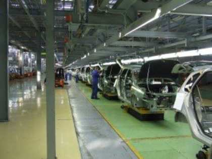 Компания АвтоВАЗ намерена поменять поставщика листового проката для своих моделей