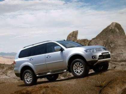 Под Калугой стартовало производство внедорожника Mitsubishi Pajero Sport