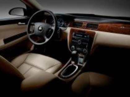 Новый Chevrolet Impala с увеличенной мощностью
