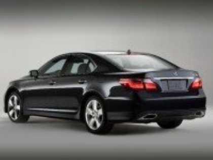 Новая ограниченная серия Lexus LS 460 Touring Edition
