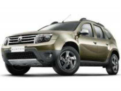 Новый Renault Duster для южноамериканского рынка