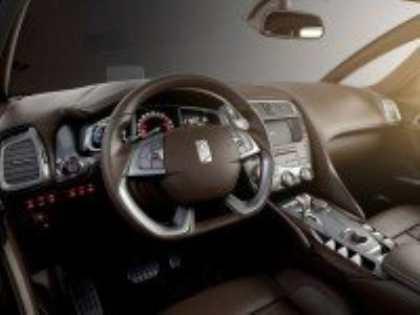 Люксовый универсал Citroёn DS5 будет стоить на украинском рынке не менее 33 тысяч долларов