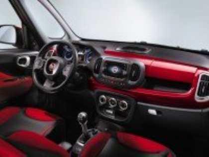 В Европе уже можно заказывать компактвэн Fiat 500L