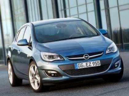 Компания Opel получила очередную награду за дизайн