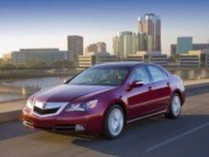 В компании Acura готовят замену флагманскому седану RL