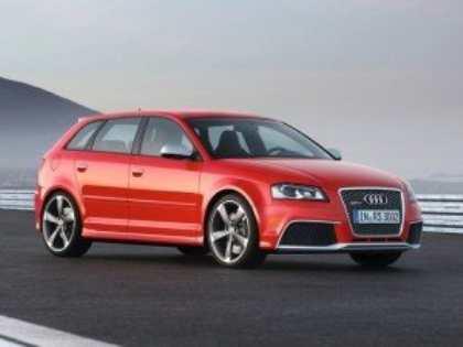 Компания Audi планирует разработку «заряженного» хэтчбека RS3 нового поколения