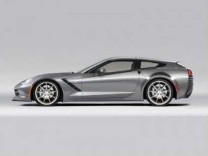 Специалисты Callaway Cars сделали из купе Chevrolet Corvette Stingray универсал