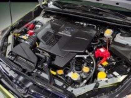 Гибридный кроссовер Subaru XV поступит в продажу уже в конце 2013 года