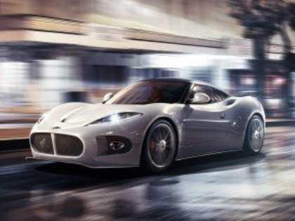 Компания Spyker объявила о начале разработки открытой модификации купе B6 Venator Spyder