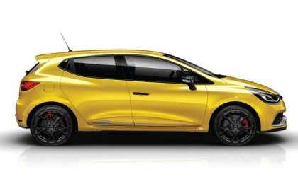 Renault готовит самую горячую версию Clio Williams