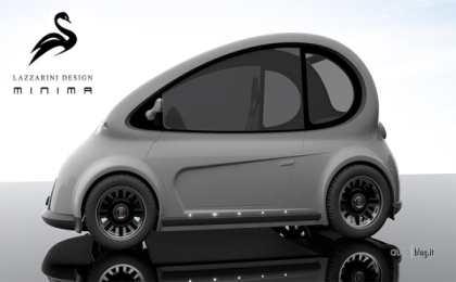 Lazzarini Minima – новый электрокар от итальянцев