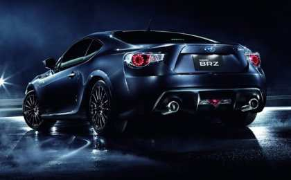 Subaru представил BRZ Premium Sport Edition