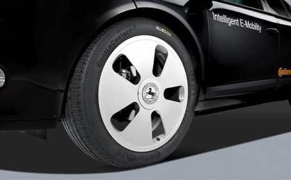 Continental превратил Renault Megane в электрокар