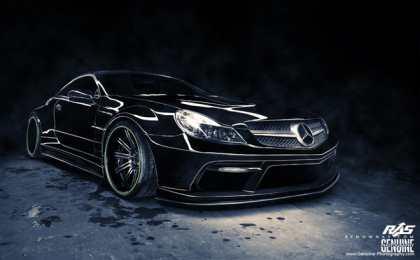 Mercedes-Benz SL-Class R230 от Renown A. S
