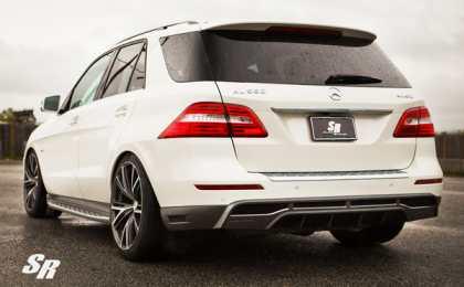 Mercedes-Benz ML550 в исполнении SR Auto Group