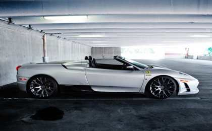 Ferrari F430 Scuderia Spider 16M от SR Auto Group